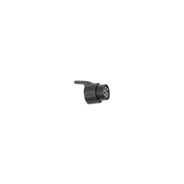 Schema Elettrico Spina 13 Poli : Gbtrailershop spina adattatore poliilluminazione e
