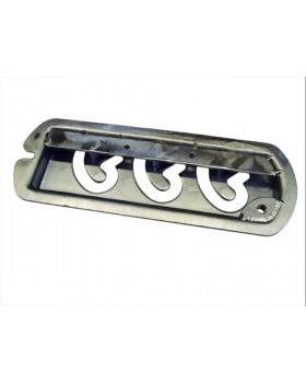 Attacco barra di contenimento posteriore