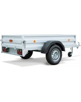 Carrello serie TL-AL in alluminio (un asse e due assi)