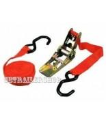 Cinghia di fissaggio a  cricchetto per carrello 4 m