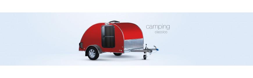 Mini-caravan Alpha standard o delux
