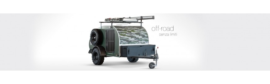 Mini-caravan Bushcamp