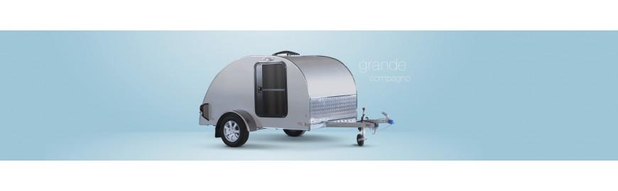 Mini-caravan Pionner Alpha Cargo