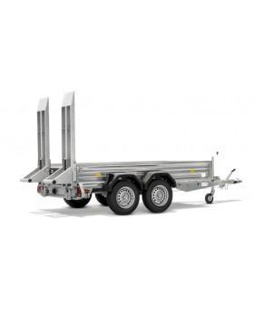 Rimorchi trasporto macchinari serie TL-ST