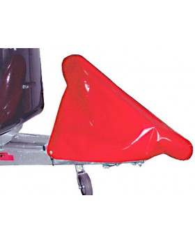 Cover timone per ruotino automatico