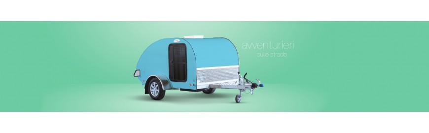 Mini-caravan Escape